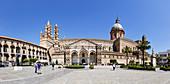 Kathedrale Maria Santissima Assunta, Palermo, Sizilien, Italien