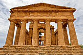 Greek Temple of Concordia, Agrigento, Sicily, Italy