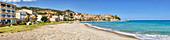 Strand, Capo d'Orlando, Sizilien, Italien