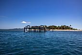 Directions to Malamala Island Beach Club Pier, Mala Mala Island, Mamanuca Group, Fiji Islands, South Pacific