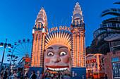 Luna Park, Sydney, New South Wales, Australia, Pacific