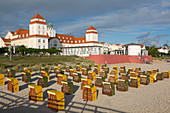 Kurhaus, Binz, Ruegen, Baltic Sea, Mecklenburg-Western Pomerania, Germany