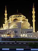 Sharjah Mosque, Dubai, United Arab Emirates