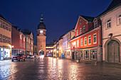 Ketschentor in Coburg, Oberfranken, Bayern, Deutschland