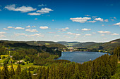 Titisee, Black Forest, Baden-Wuerttemberg, Germany
