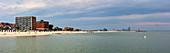 Beach, Wyk, Foehr, Panorama, Scheswig-Holstein, Germany
