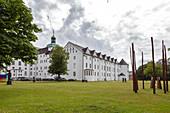 Gottorf Castle, Sculpture Park, Schleswig, Schleswig-Holstein, Germany