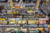 Warorot Market, Chiang Mai, Northern Thailand, Thailand, Southeast Asia, Asia