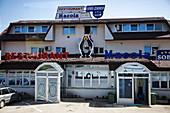 Exterior view of Macola restaurant, Korenika, Lika-Senj, Croatia, Europe