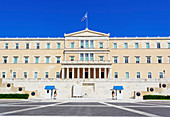 Parliament building, Athens, Greece, Europe,