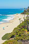 1000 Steps Beach, Orange County, California, USA