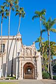 Casa del Prado Theater, Balboa Park, San Diego, California, USA