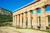 Segesta Temple, Segesta, Sicily, Italy