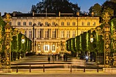 France, Meurthe et Moselle, Nancy, Government Palace on Carriere square listed as World Heritage by UNESCO