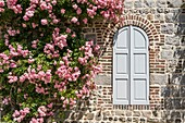 France, Normandy, Seine Maritime, Veules les Roses, The Most Beaul Villages of France