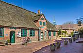 Museum Eiderstedt in St. Peter-Dorf, North Friesland, Schleswig-Holstein