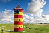 Pilsumer lighthouse, Krummhörn, East Friesland, Lower Saxony