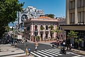The Cruz e Sousa Palace and Santa Catarina Museum of History, Florianopolis, Santa Catarina, Brazil, South America