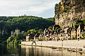 La Roque-Gageac, Périgord, Dordogne department, Nouvelle-Aquitaine region, France