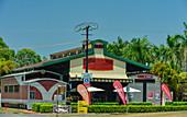Pine Creek Railway Resort with coffee shop, Pine Creek, Northern Territory, Australia