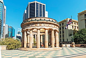 Shrine of Memories, Anzac Square, Brisbane, Queensland, Australia