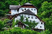 Large property in Hallstatt on Lake Hallstatt, Salzkammergut, Austria, Europe