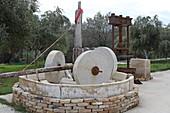 Olivenölmuseum der Mavroudis Familie, Vragianotika, Insel Korfu, Ionische Inseln, Griechenland