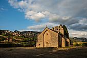 Notre Dame des Champs, near La Cresse, Gorges du Tarn, Parc National des Cevennes, Cevennes National Park, Lozere, Languedoc-Roussillon, Occitania, France