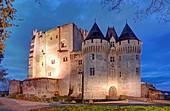 France, Eure et Loir, Nogent le Rotrou, Saint Jean castle