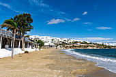 Paralia Psarou beach, Mykonos, Cyclades, Greek Islands, Greece, Europe