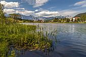 Wildsee near Seefeld in Tirol, Tyrol, Austria