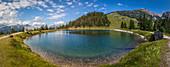 Kaltwassersee above Seefeld in Tirol, Tyrol, Austria