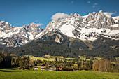 Going am Wilden Kaiser, Tyrol, Austria