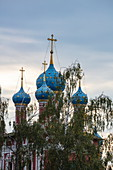 Church of St. Dmitry on the Blood, Uglich, Yaroslavl District, Russia, Europe
