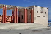 Theater and Archaeological Museum, Lefkada, Lefkada Island, Ionian Islands, Greece