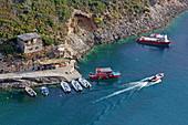 Porto Limnionas an der Westküste, Insel Zakynthos, Ionische Inseln, Griechenland