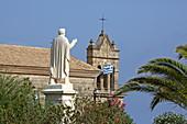 Byzantisnische Agios Nikolaos-Kirche am Solomos-Square, Zakynthos Stadt, Insel Zakynthos, Ionische Inseln, Griechenland