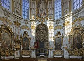 Ettal Benedictine Abbey, Bavaria, Germany