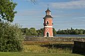 Lighthouse at Moritzburg Castle, Saxony, Germany