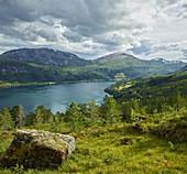 Oppstynvatnet, Vestland, Norway