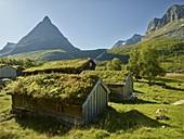 Innerdalstarnet, Renndolsetra, Innerdalen, More og Romsdal, Norway