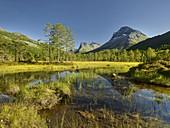 Innerdalstarnet, Skarfjellet, Innerdalen, More og Romsdal, Norway