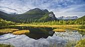 Hoghornet, Valldalen, More og Romsdal, Norway