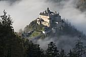 Hohenwerfen Fortress, Werfen, Salzburg, Austria