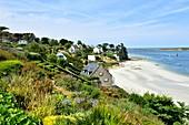 Frankreich, Finistère, Pays des Abers, Legendenküste, Saint Pabu, Aber Benoît