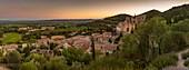 France, Vaucluse, village of Gigondas