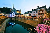 France, Somme, Amiens, place du Don, Notre-Dame cathedral, jewel of the Gothic art, listed as World Heritage by UNESCO