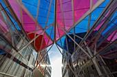 France, Meurthe et Moselle, Nancy, ARTEM university campus (Art, Technology, Management)