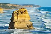 Limestone Stacks, The Twelve Apostles, Princetown, Great Ocean Road, Victoria, Australia.