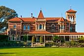 Rippon Lea is an historic 19th-century estate in Elsternwick, a southeastern suburb of Melbourne, Victoria, Australia.